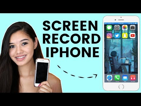 *new/updated* how to RECORD YOUR IPHONE SCREEN