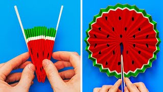 20 AWESOME IDEAS USING SIMPLE EVERYDAY ITEMS