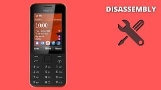Nokia 207 Disassembly/Repair/Battery