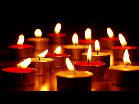Relaxation Music | 1 Hour Candle Meditation (HD) | Delta Binaural + Isochronic | Water Sounds