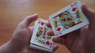 Бесплатное обучение фокусам #56: Обучение самым лучшим карточным фокусам! Секреты фокусов!