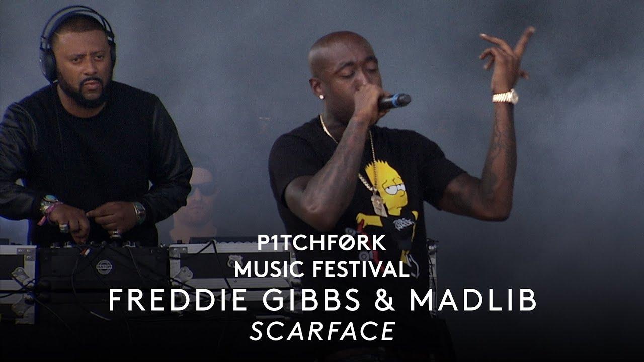 Freddie Gibbs & Madlib perform
