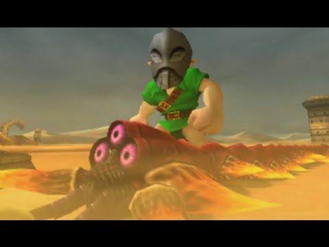 The Legend of Zelda: Majora's Mask 3D 100% Walkthrough Part 23 - Stone Tower Temple