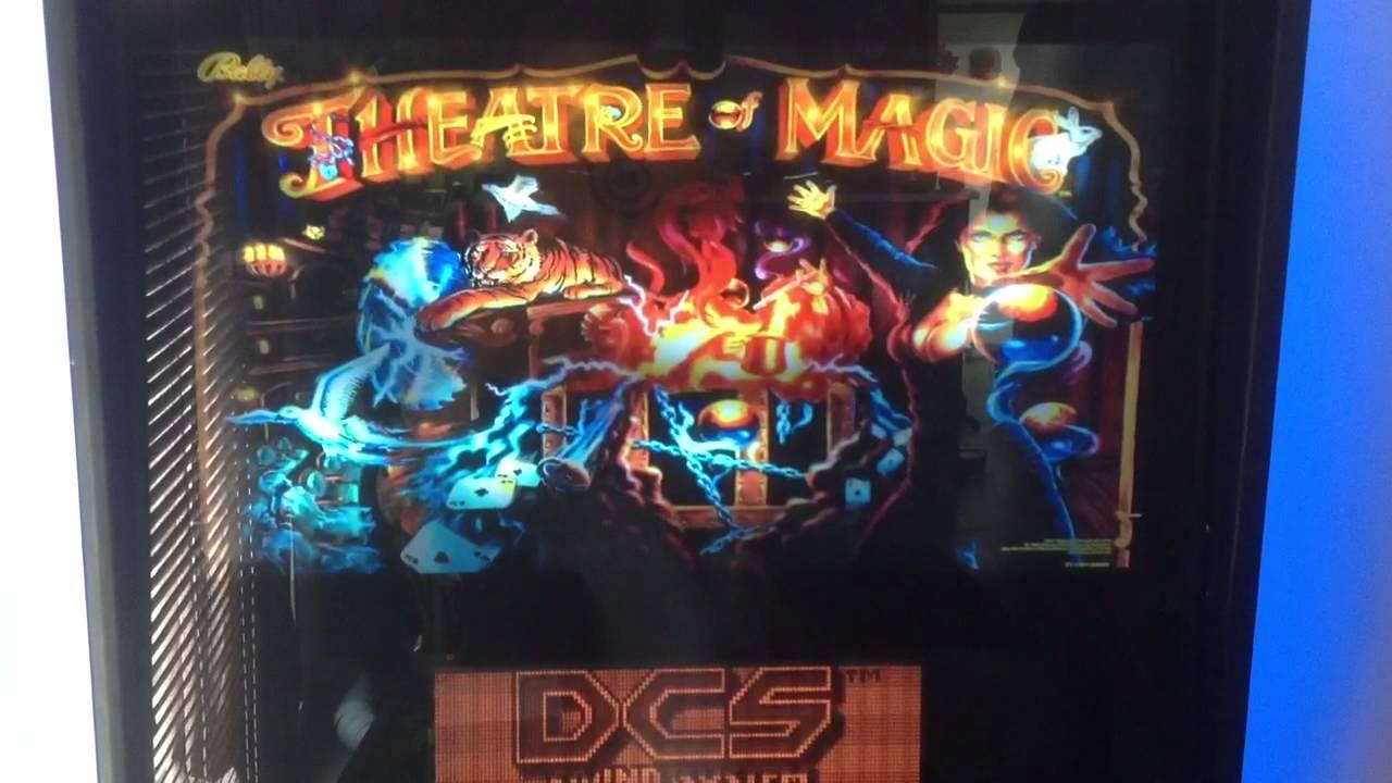 Theatre of Magic [directB2S] - VPForums org