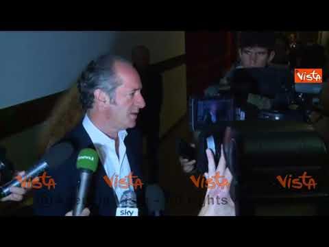 Referendum autonomie, Zaia: restare nel Paese e diventare sempre piu' forti #t