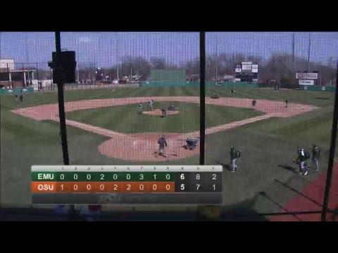 Oklahoma State Cowboy Baseball vs. Eastern Michigan (Game 3)