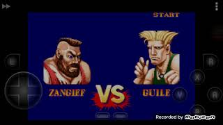 Street fighter 2 turbo SNES part 3 traditional martial arts video ...