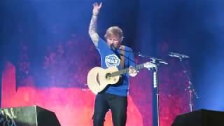 Ed Sheeran - Eraser (live) - Veltins Arena - Gelsenkirchen, Germany (22/07/2018)