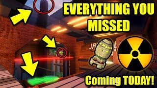 Jailbreak NUCLEAR FACTORY ROBBERY ☢️ EVERYTHING YOU NEED TO KNOW! | Roblox Jailbreak New Update