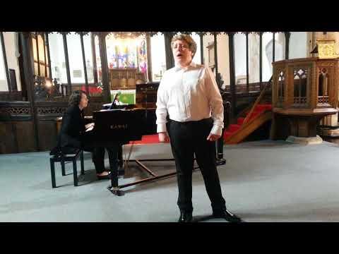 Steffan Llewelyn-O for the wings of a Dove,Mendelssohn,Hear My Prayer
