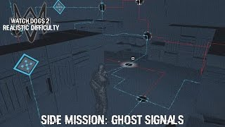Watch Dogs 2 Gameplay Walkthrough - Ghost Signals - Side Mission