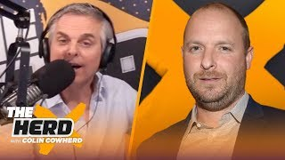 It's not unfair that Isiah & Pistons are getting heat, talks NFL Draft — Ryen Russillo | THE HERD
