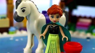 Lego Disney Frozen Kraina Lodu Klocki Magiczny Lodowy Pałac Elsy