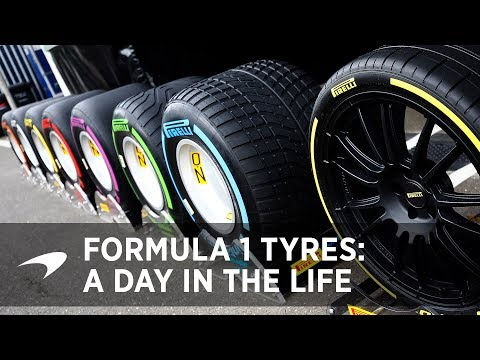 A Day in the Life | Formula 1 Tyre