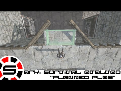 Let's Play: ARK: Survival Evolved (EA) ~ S01 E15 ~ Home improvement