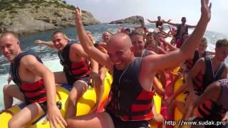 Активный и позитивный отдых в Судаке(Ежедневник «про Судак» — это один из самых популярных туристическо-новостных сайтов Республики Крым: www.sudak..., 2016-02-09T11:54:51.000Z)