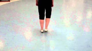 beginner clogging steps
