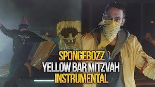 SpongeBOZZ  Yellow Bar Mitzvah Instrumental Remake (by MVXIMUM BEATZ)