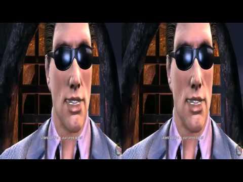 Mortal Kombat Movie 2015   sbs 3d version