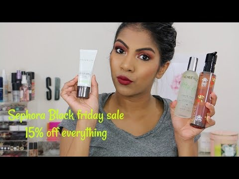 Sephora 15% off Black Friday sale- Sephora Australia  - recommendations ♡ | Shuanabeauty