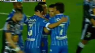 Godoy Cruz vs Estudiantes de Buenos Aires (2-0) Copa Argentina 2016 32vos de Final - Sarandí