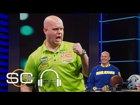 Stanford Steve's Doppelganger Wins Darts Championship | SC with SVP | May 19, 2017