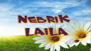 JOYEUX ANNIVERSAIRE Laila