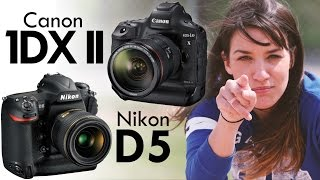 Tony & Chelsea Northrup: Nikon D5 vs Canon 1DX Mk II (Sports & Wildlife Review)