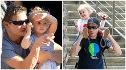 Jeremy Renner's Daughter Ava Berlin Renner   2017