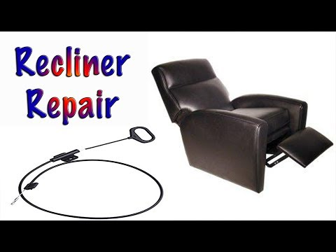 Repair a recliner - Fix Your reclining chair! - Fix your la ... on