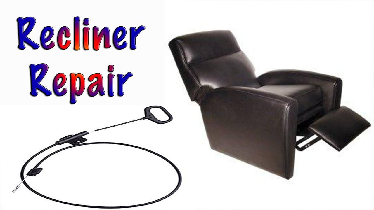 repair a recliner fix your reclining chair fix your la z boy [ 1280 x 720 Pixel ]