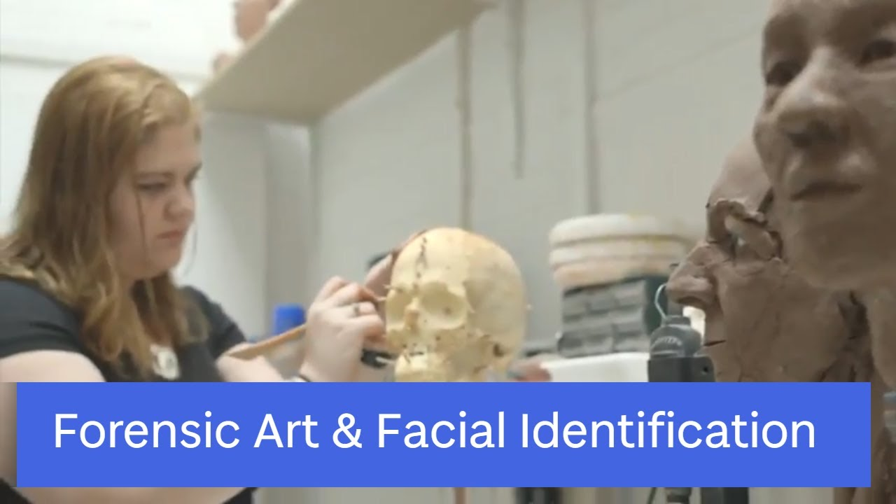 Study Our Msc Forensic Art Facial Identification Youtube