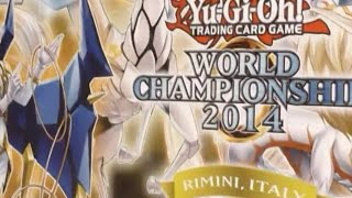 Yu-Gi-Oh! World Championship [2014] - Rimini (Italy) - Day 1 overview - VLOG