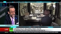 Connecticut becomes first state to collect prosecutorial data