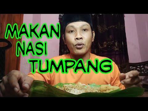 Download Makan nasi tumpang makanan khas KEDIRI habis 2 bungkus👍