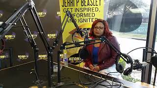 Organic Love in the building with Jerri P Beasley of KCOHRADIO.COM
