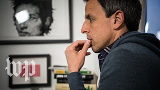 A day of making 'Late Night with Seth Meyers'