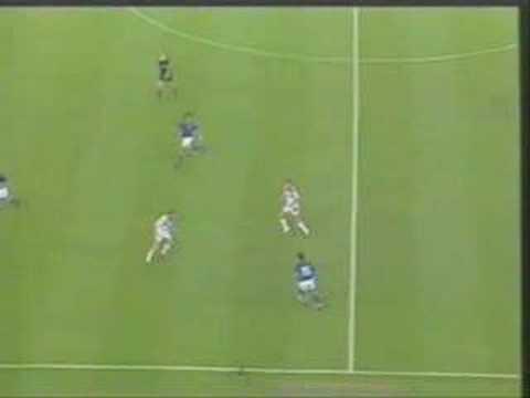 Roberto Baggio Golden Goal