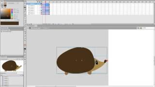 Урок  Flash анимация  Изучение Маски  Элементарная анимация