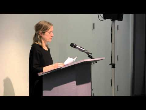 Readings in Contemporary Poetry - Susan Howe and Kate Colby