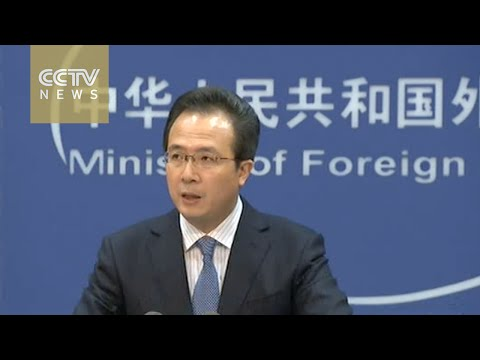 China urges US to firmly abide by one-China policy on Taiwan issue