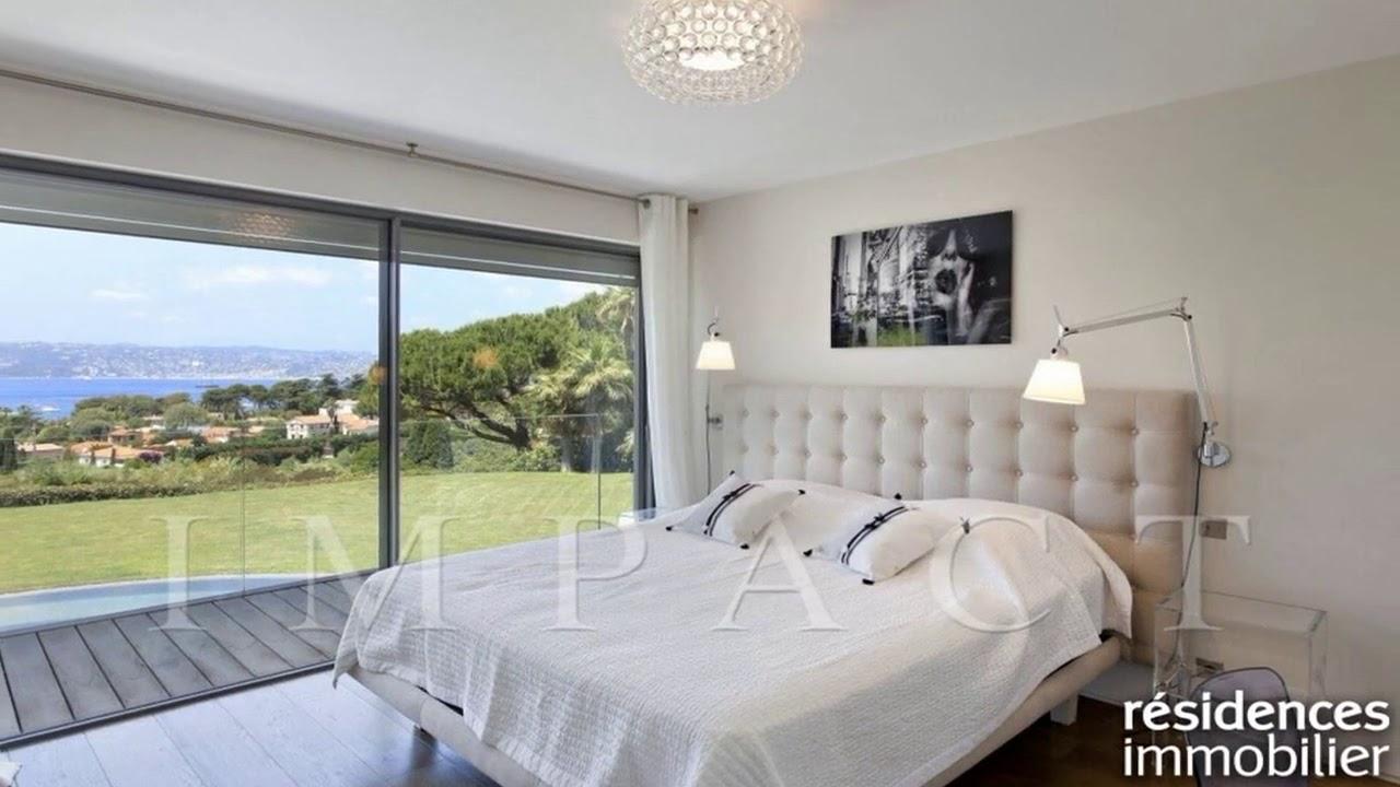 Salle De Bain Antibes cap d'antibes - maison a louer - 450 m² - 7 pièces