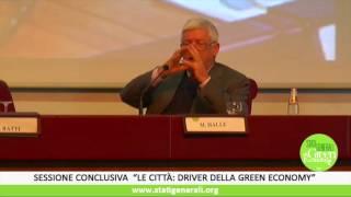 L'Intervento di Mark Halle | Stati Generali della Green Economy 2016
