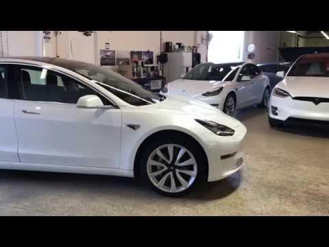 Tesla Model 3 PPF - Custom Clear Bra vs. Pre-Cut Hack Job