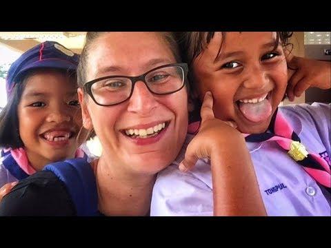 Teach English in Thailand: A Video by Teacher Ruth