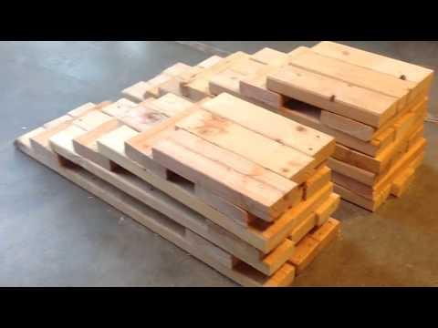 Scrap Wood Car Ramps V1