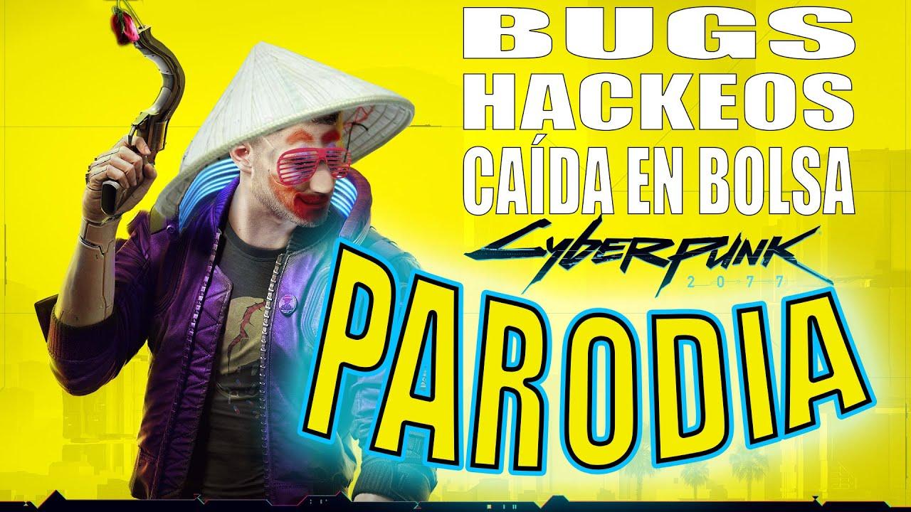 HACKEAN CyberPunk 2077 (Parodia)