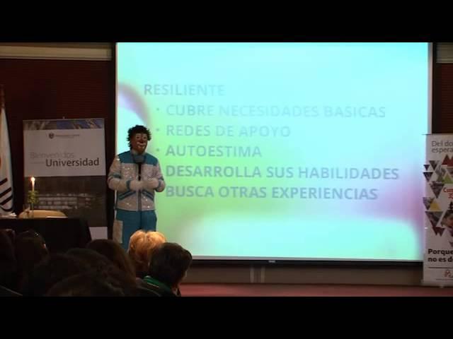 II Seminario Internacional de Resiliencia -  XV Seminario Nacional de Resiliencia.