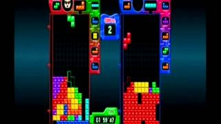 Review - Tetris Party Deluxe (Wii)