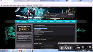Como fazer o download de Mu Flash